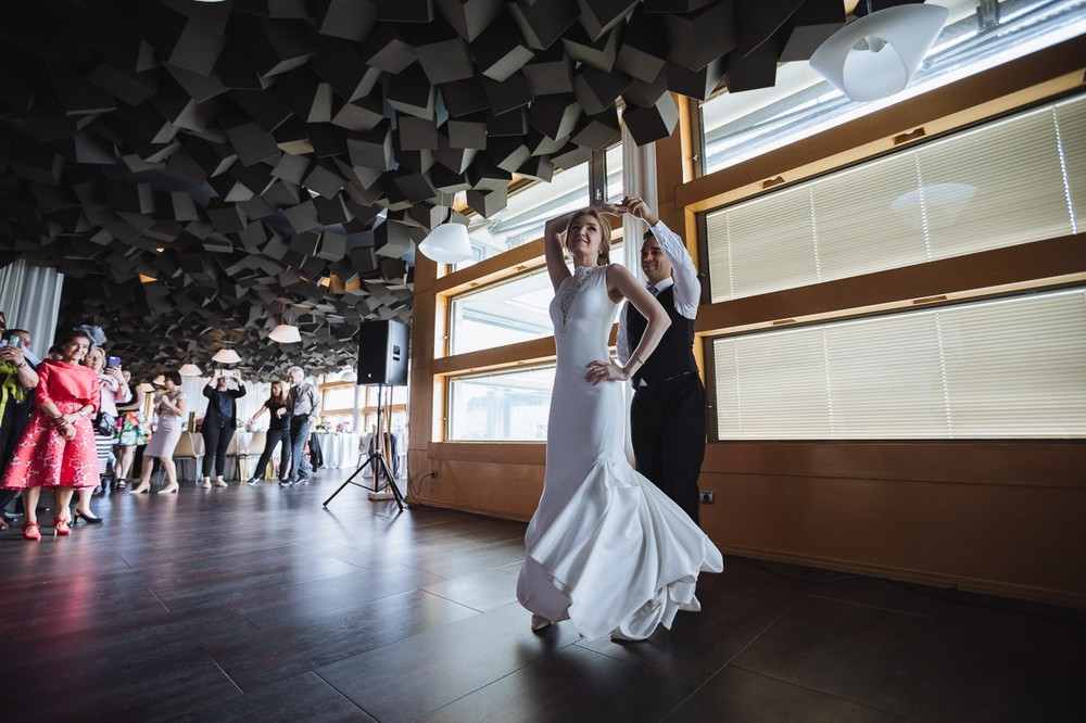 Boda Katya y Millan (San Sebastian, Palacio Miramar, Hotel Londres y Inglaterra, Restaurante Nineu, Kursaal, mayo 2018)