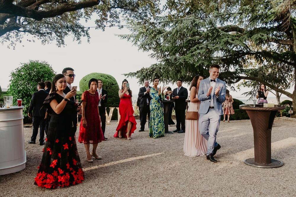 Boda Lourdes y Cesar (Cigarral de las Mercedes, Toledo, julio 2019)