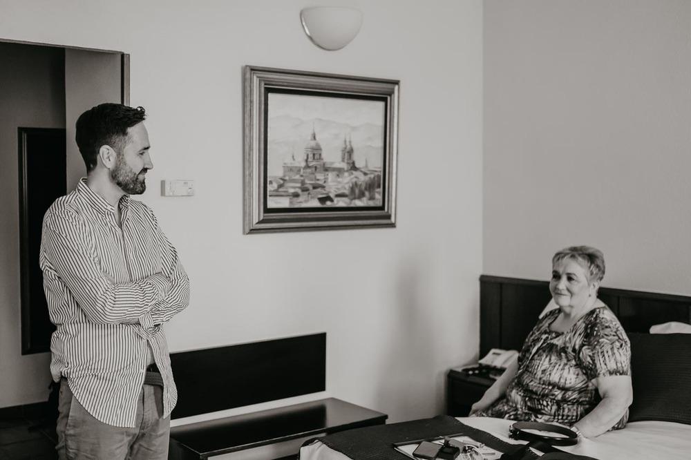 Boda Massiel y Oscar (Miravalle, Guadarrama, Madrid, agosto 2019)