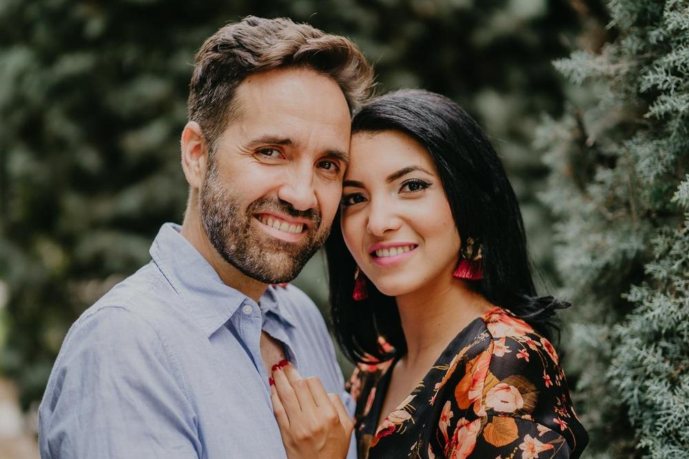 Preboda Massiel y Oscar (Parque del Retiro, agosto 2019)