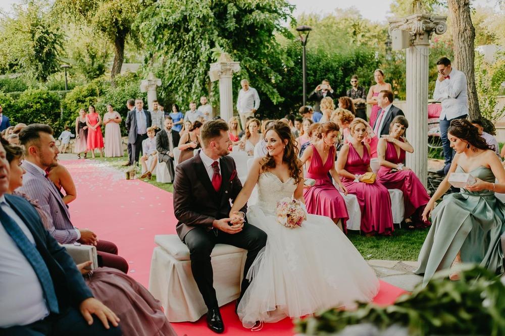 Boda Veronica y Marian (Complejo la Cigüeña, Arganda del Rey, agosto 2019)