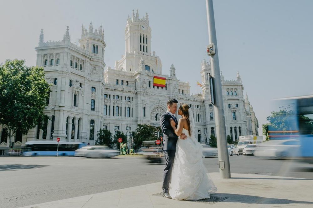 Postboda Lourdes y Cesar (Madrid, julio 2019)