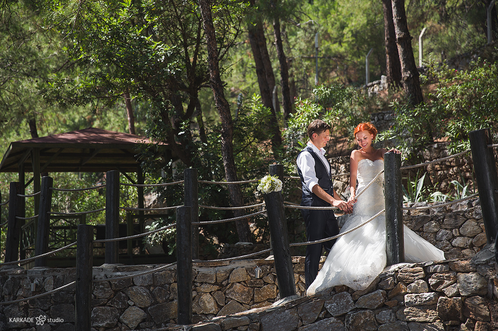 Helena & Ivan in Turkey
