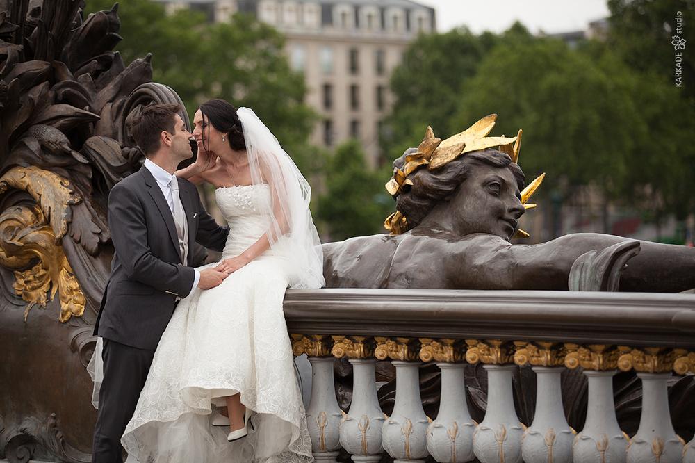 Elena & Raphael in France