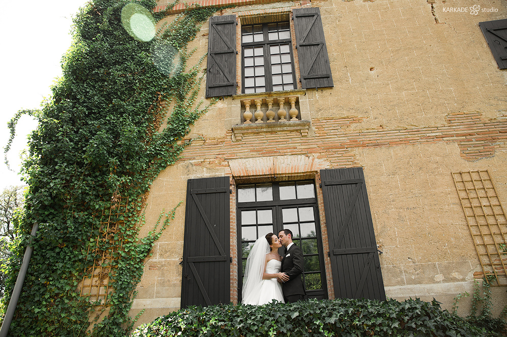 Anna & Sylvain in France