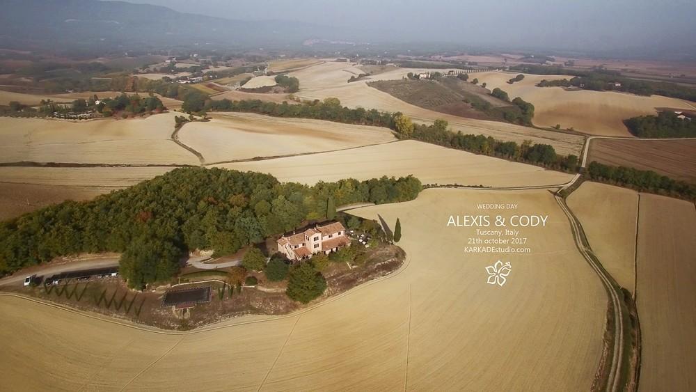 Alexis & Cody in Italy