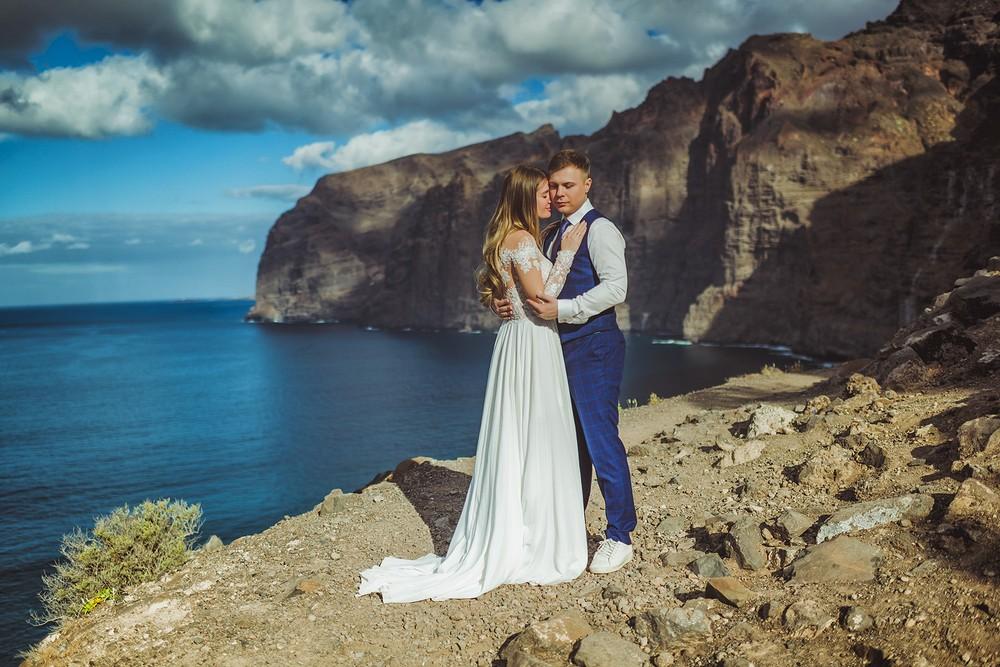 Wedding ceremony tenerife