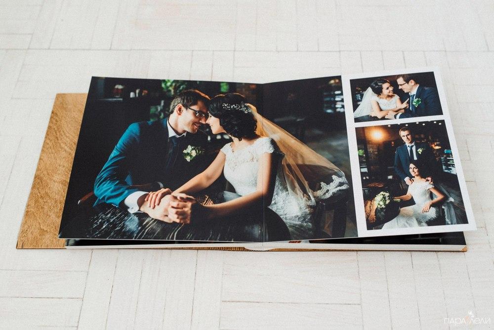 Фотокнига Виктор и Юлия