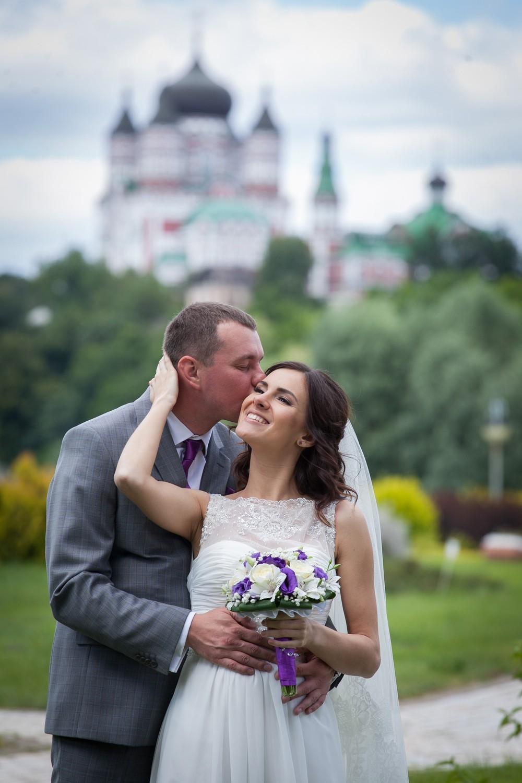 СВАДЕБНОЕ ФОТО - Алина & Сергей.