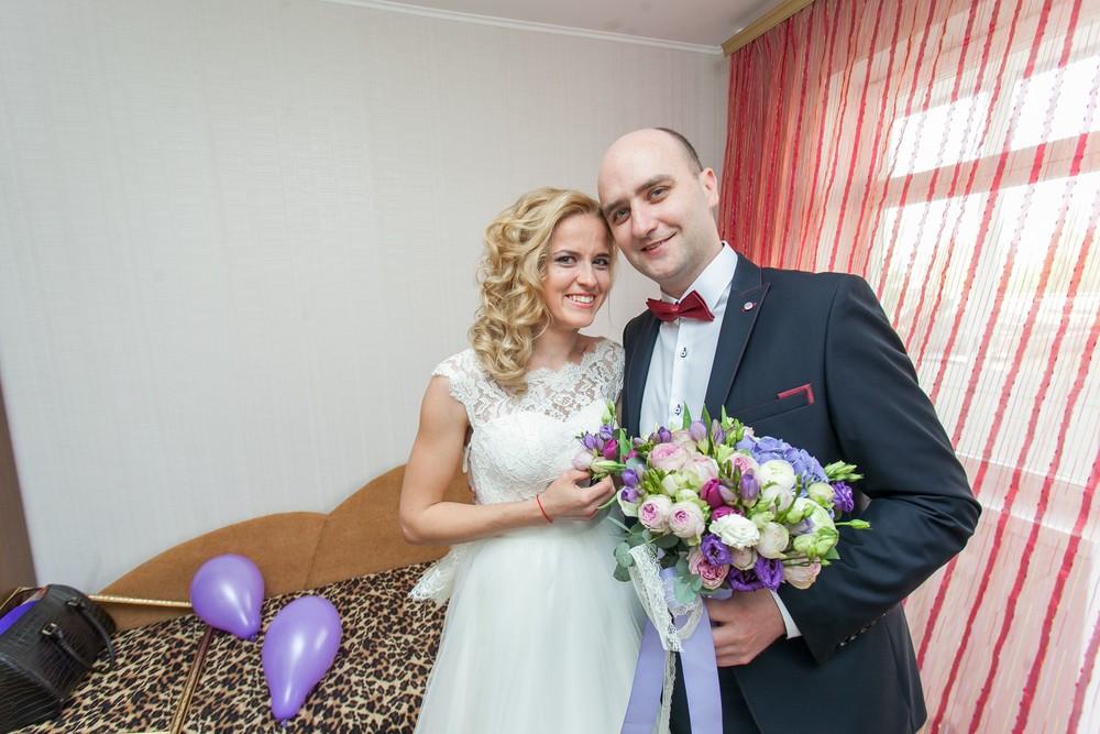 СВАДЕБНОЕ ФОТО - Олег & Дарья