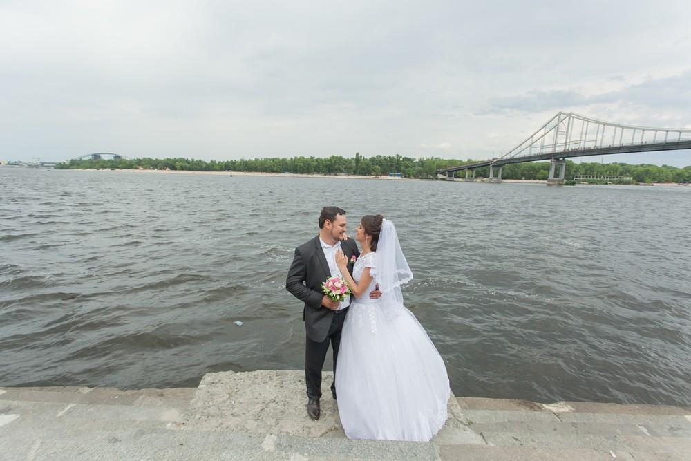 СВАДЕБНОЕ ФОТО - Денис & Юлия