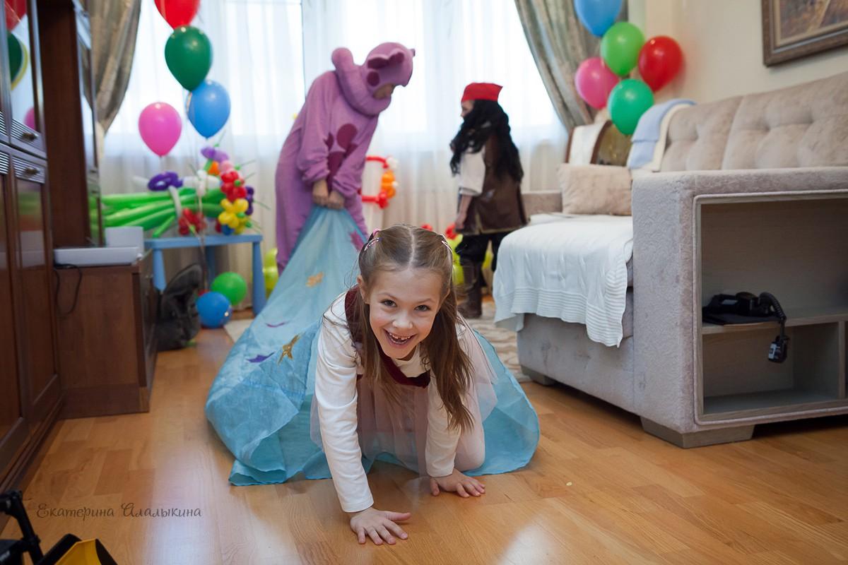 Детский день рождения - 3