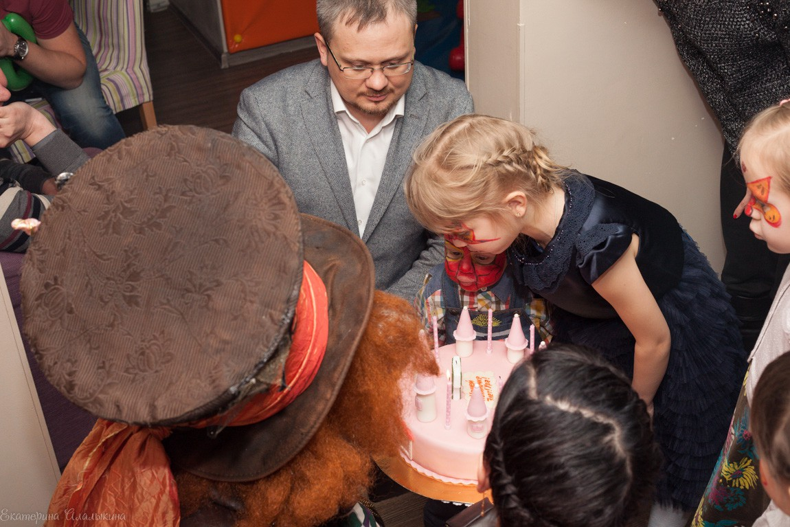 Детский день рождения - 57