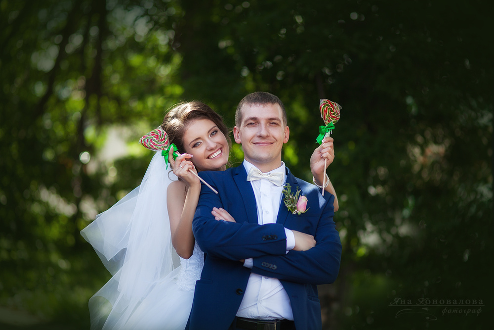 Татьяна и Николай
