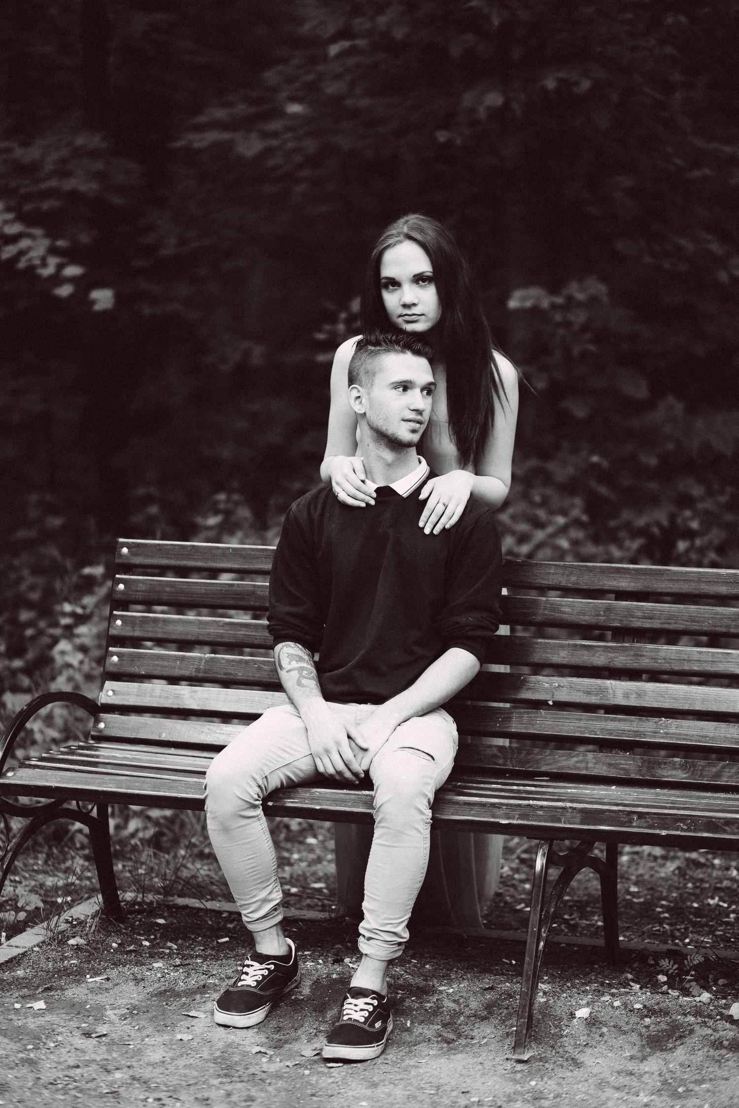 Тимур и Татьяна