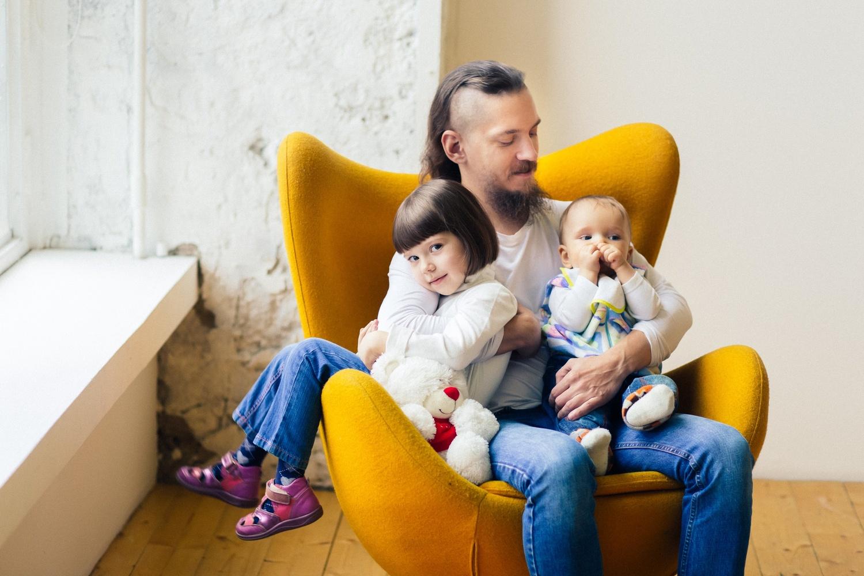 Янг + Татьяна & Лена & Коля