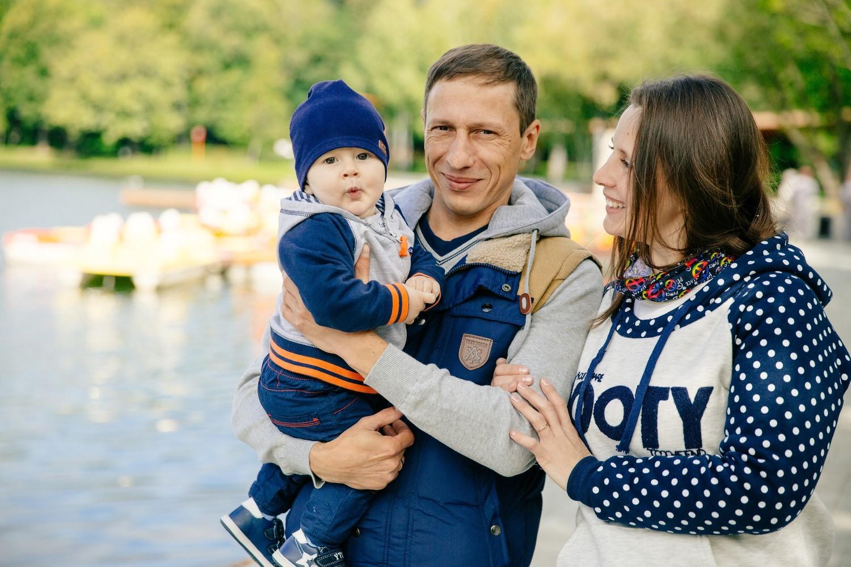 Улыбкино семейство