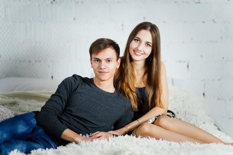 Наташа и Витя