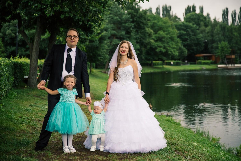 Настя с семьёй в Измайлово