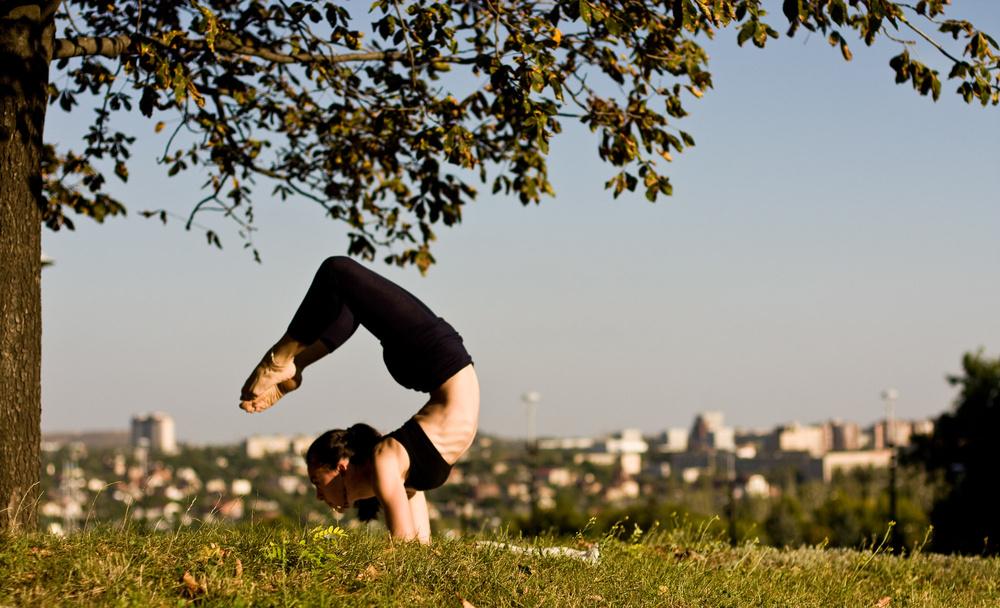 Сертифицированный преподаватель хатха-йоги