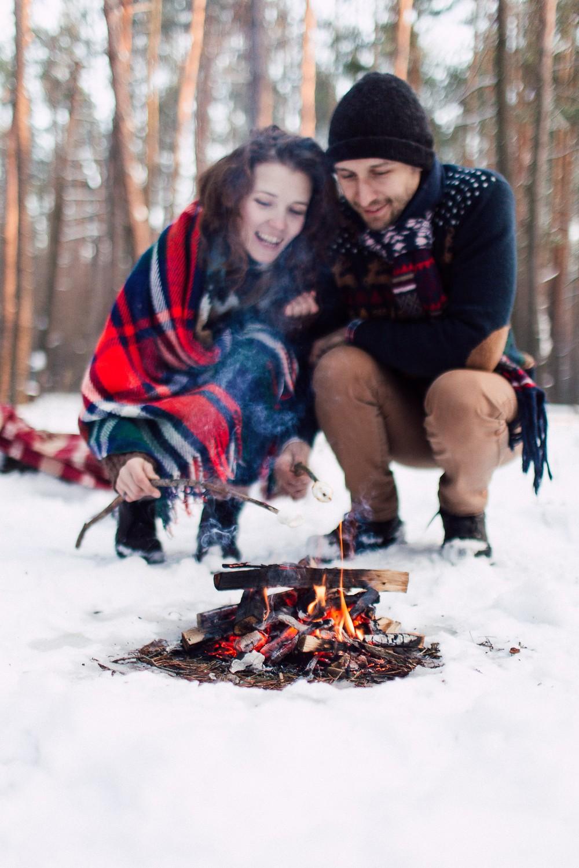 Уютный зимний день