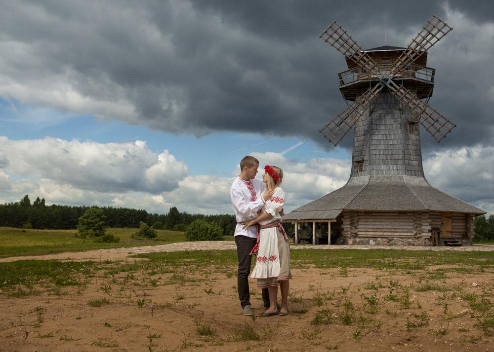 Лучики, синяя Нарочь и родной сердцу белорусский колорит.