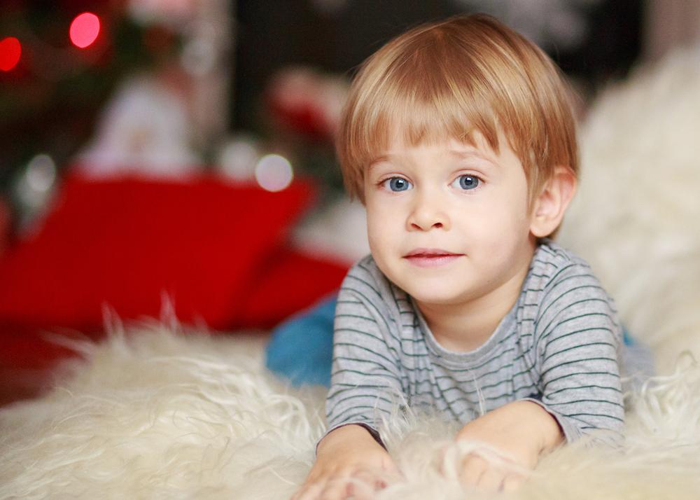 Никита. Первые три года жизни)