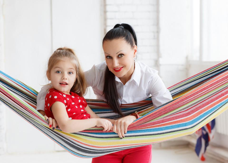 Дочки-матери. Анюта и Оля