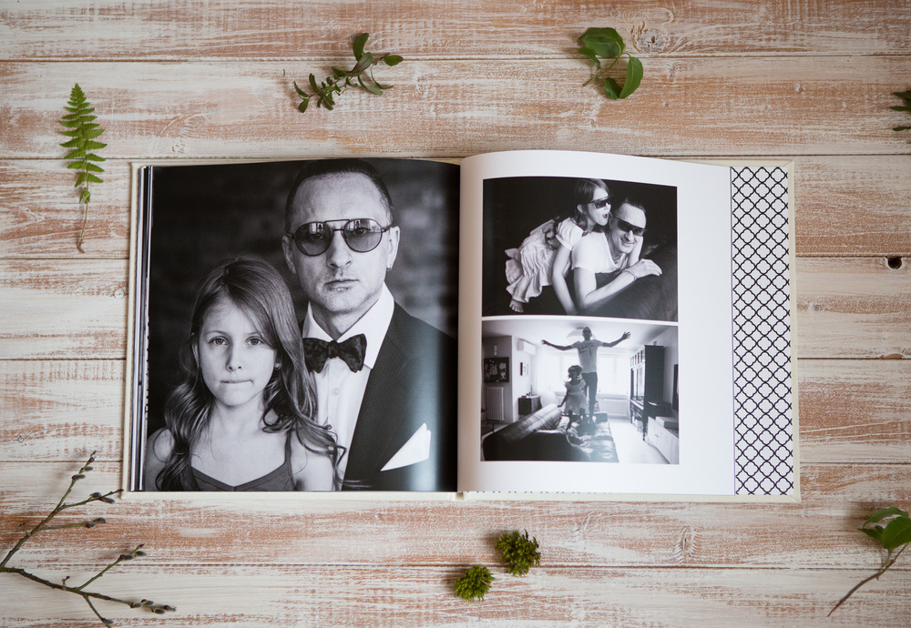 Черно-белая семейная история