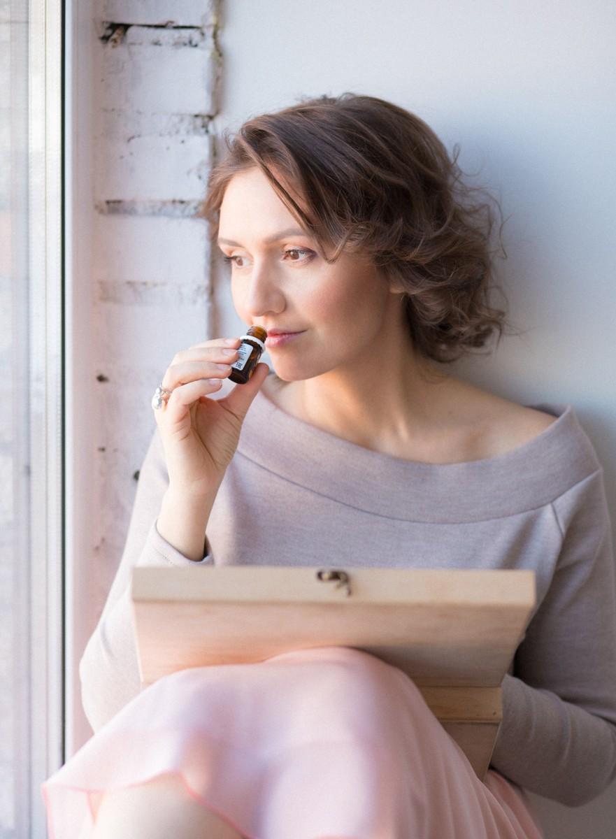 Наталья Дичковская и вдохновение в розовой юбке.