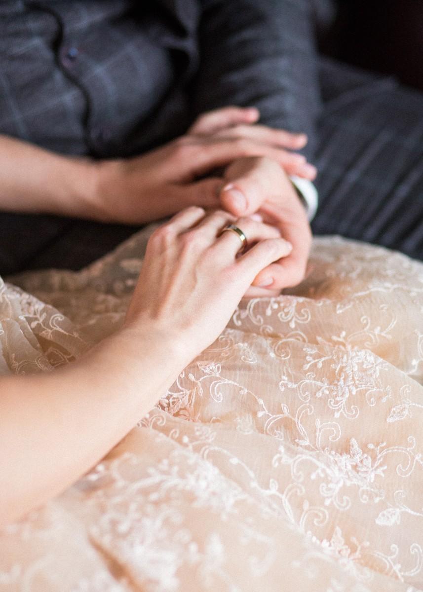 Свадебно-семейное кино про любовь и ваниль)