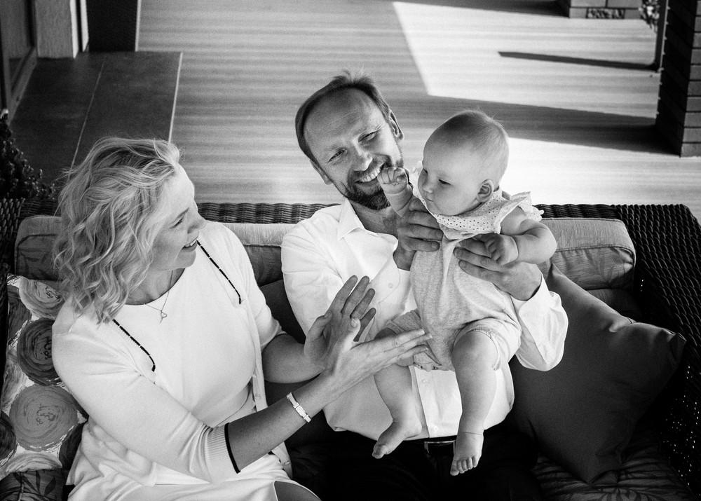 Персиковая нежность в большой семье