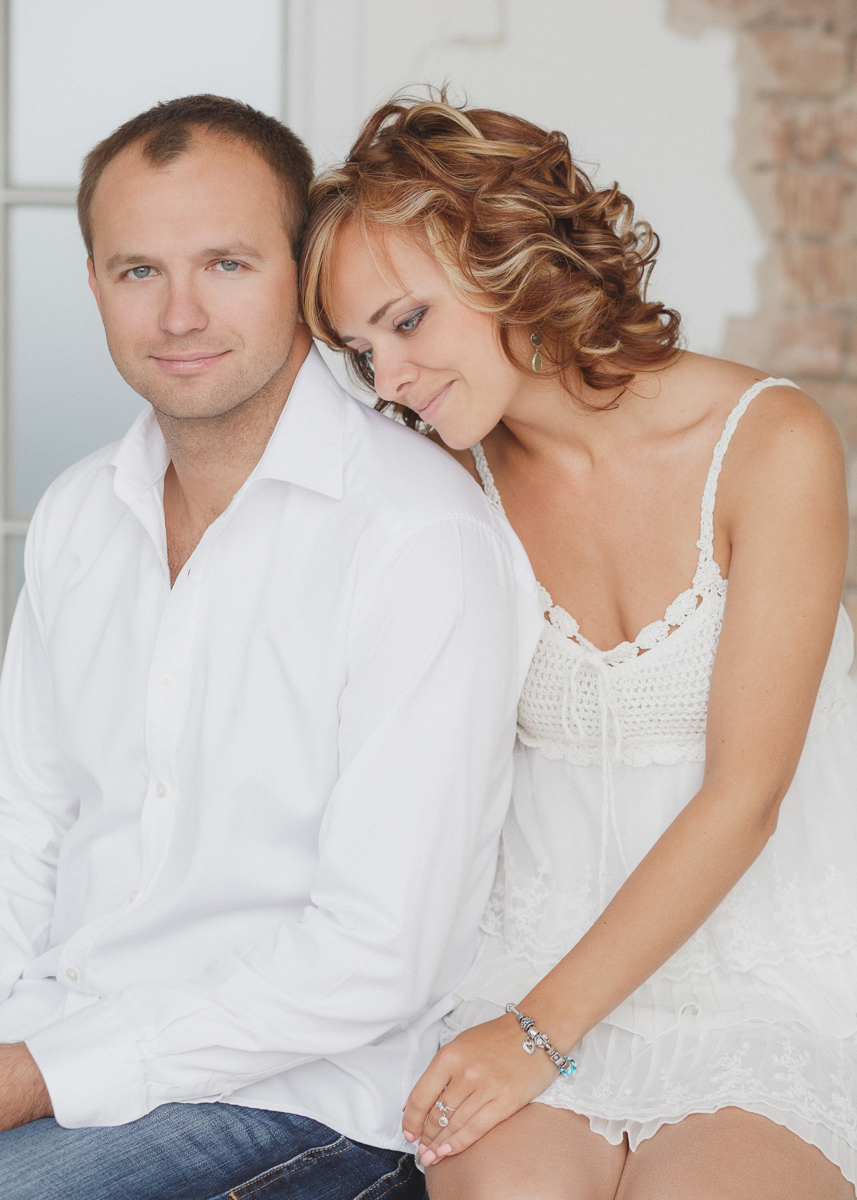 Про любовь... Люда и Виталик