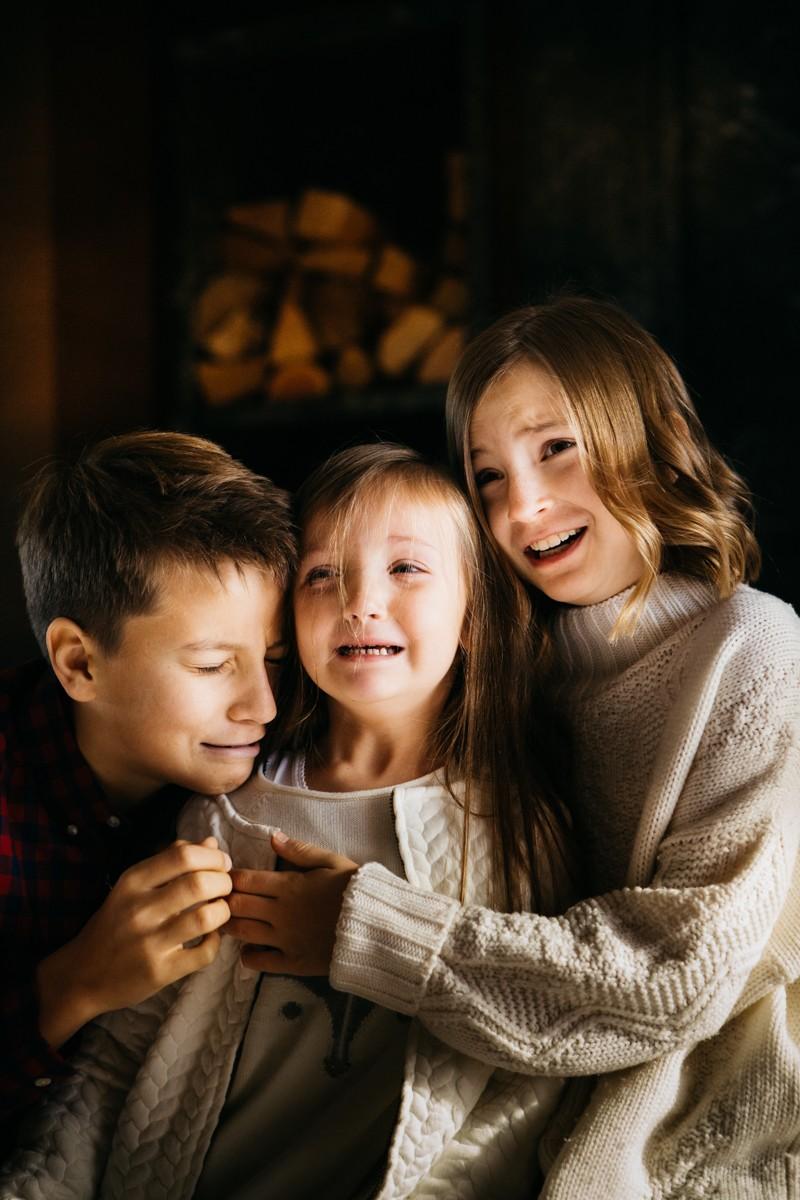 Мария и семья