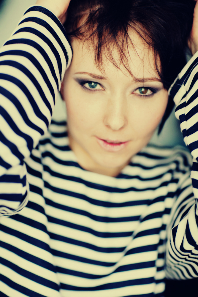 Оля Какшинская
