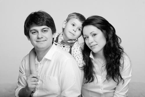 Семья. Избранное