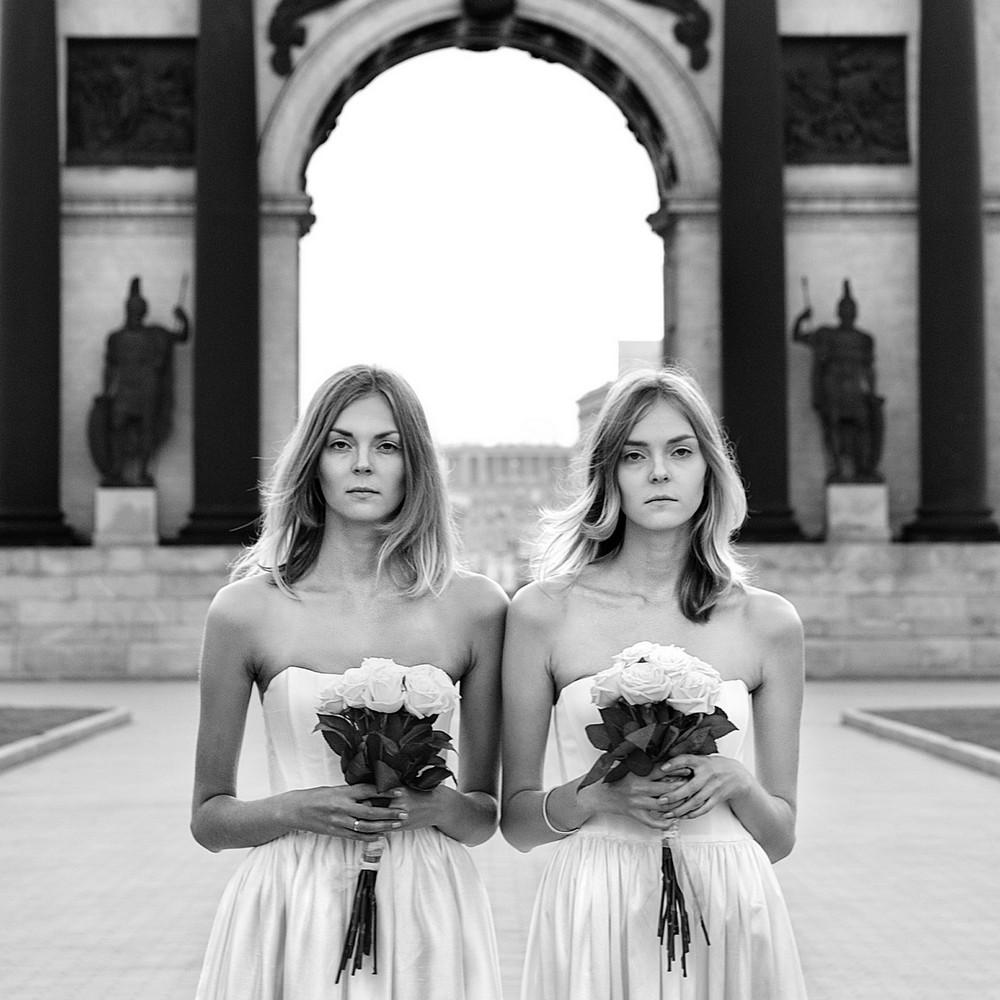 wedding, женидьба, невесты, близнецы, hopeless