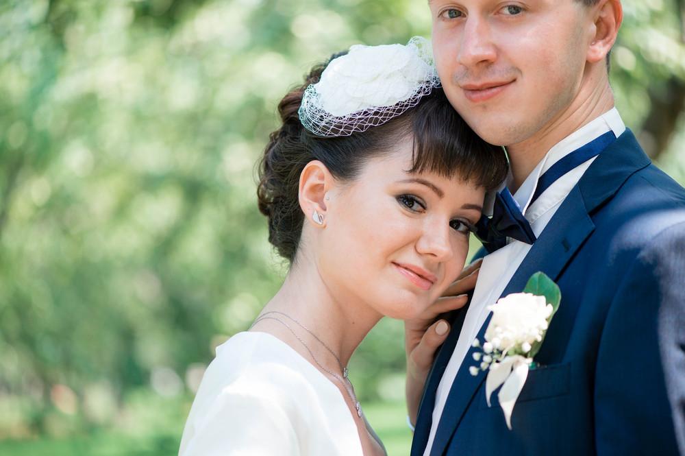 Летняя свадьба в Коломенском