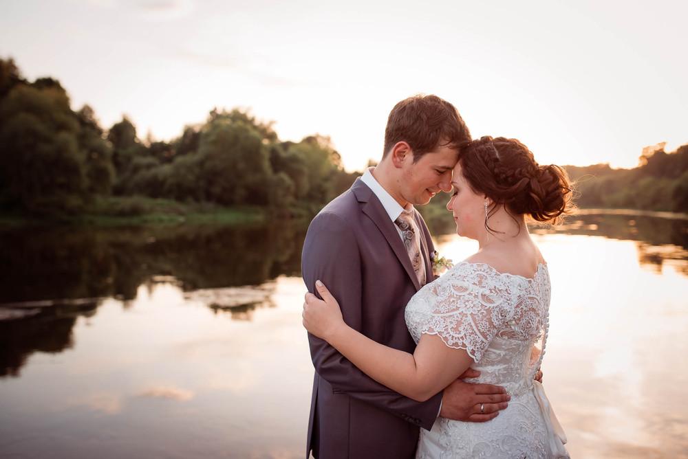 Свадьба Марины и Димы в Звенигороде