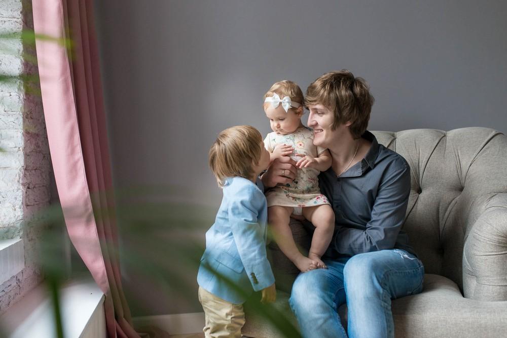 Фотосессия для Софии и ее семьи