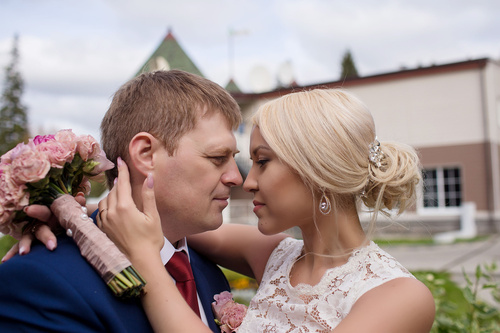 Регина и Андрей