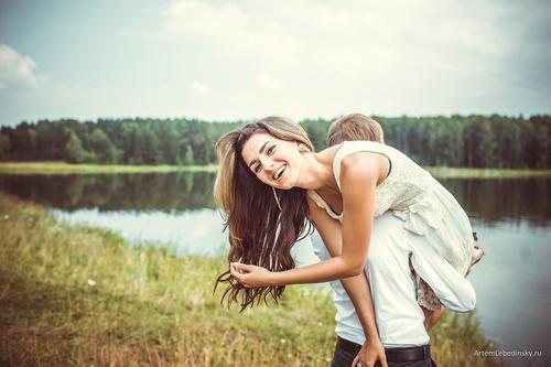 Love-Story Натальи и Дмитрия