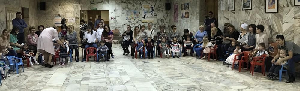 ПРАЗДНИК ВЕСНЫ В СТУДИИ КРОХА 2017