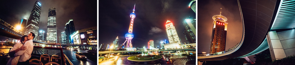 Shanghai for two