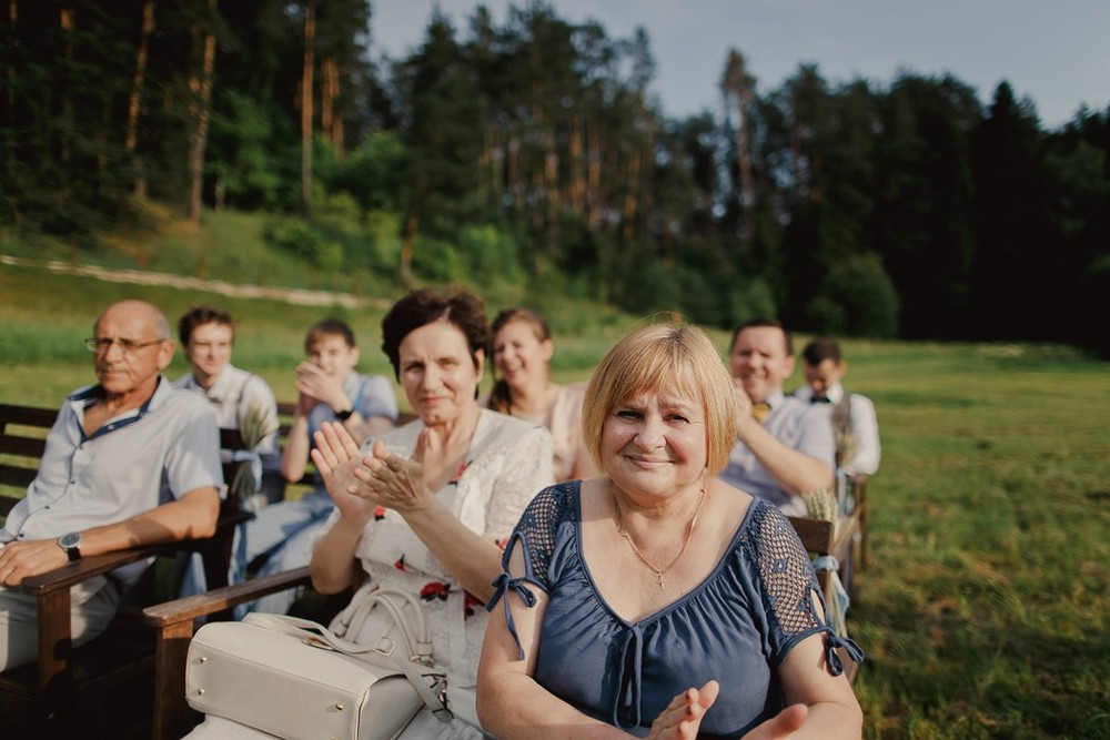Даша и Кирилл | Свадьба на 20 человек и современный рустик