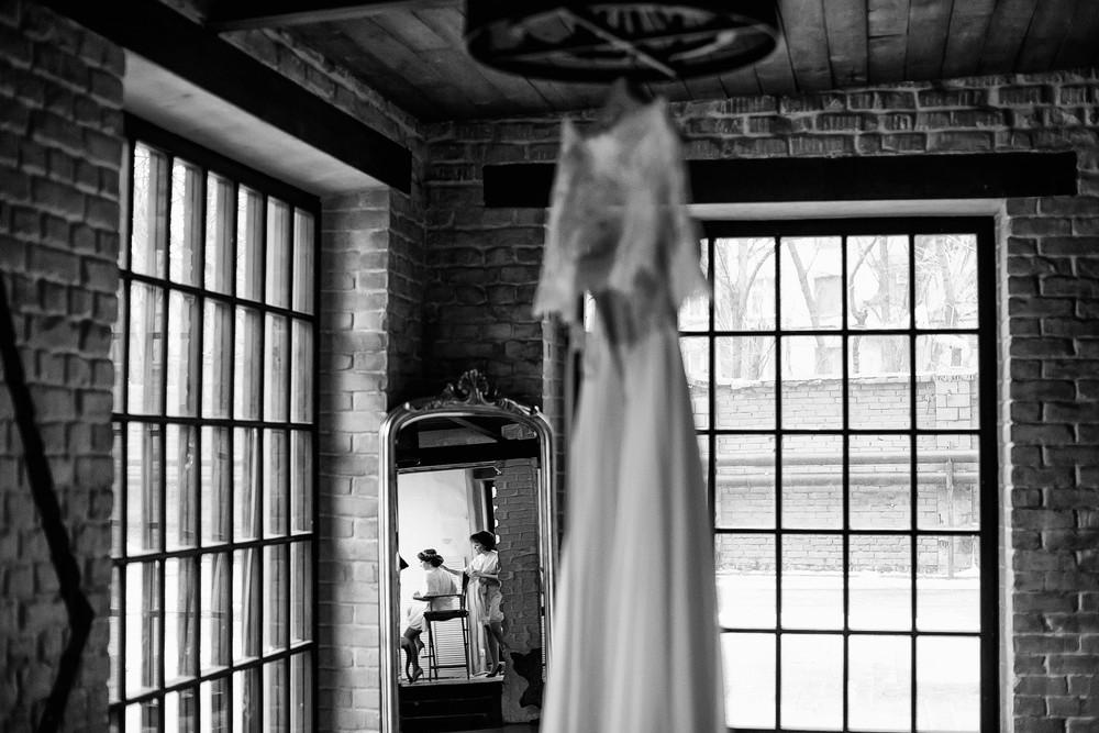 Настя и Дима | Анонс. Весенняя свадьба в лофте