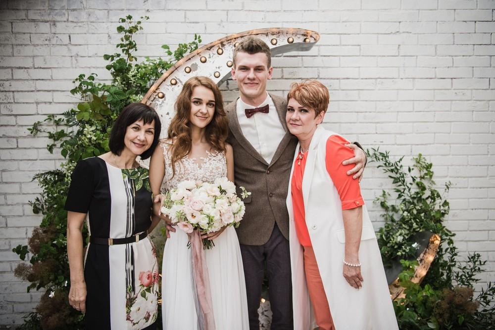 Дима и Маша | Семейная свадьба на крыше | Анонс