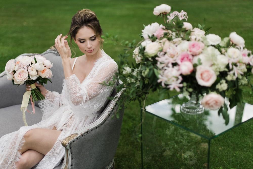 Кристина и Вова | Воздушная свадьба в бутик-отеле МОна