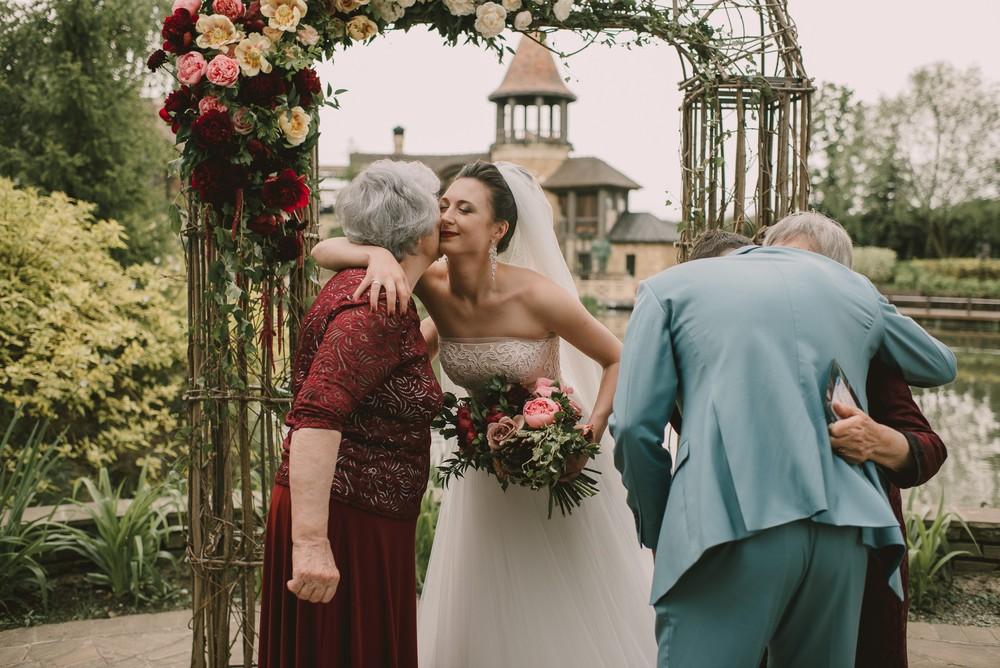 Ксения и Валера | Винная свадьба в Жан-Реми