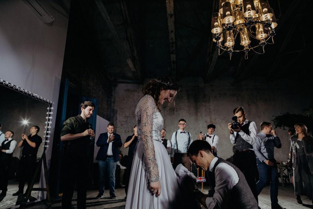 Катя и Андрей   Твидовая история